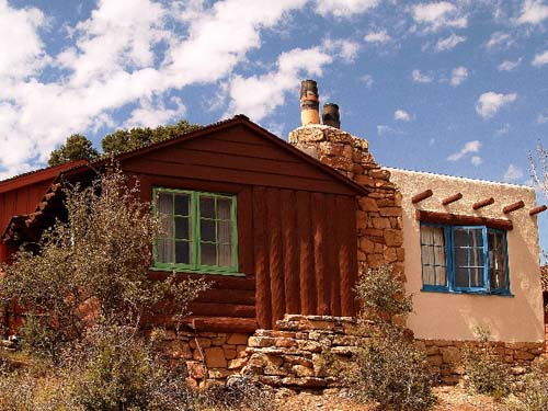 Lodge am Grand Canyon