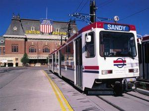 Straßenbahn in Salt Lake City