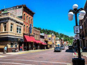 Die Stadt Custer