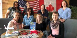 Erlebe-Nordamerika-Team