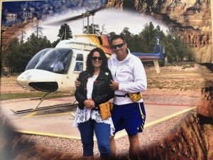 Helikopterrundflug am Grand Canyon