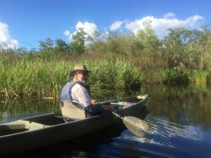 Kajakfahrt in den Everglades