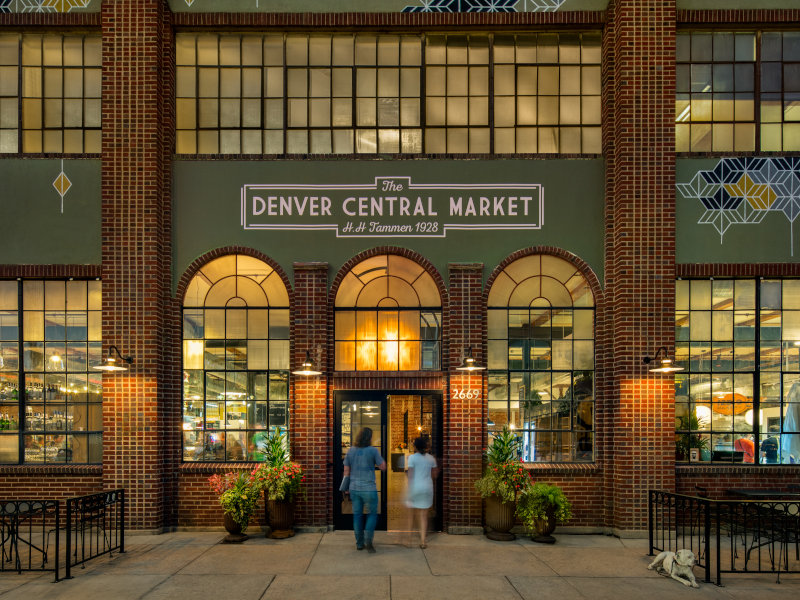 Denver Central Market | Quelle: Visit Denver