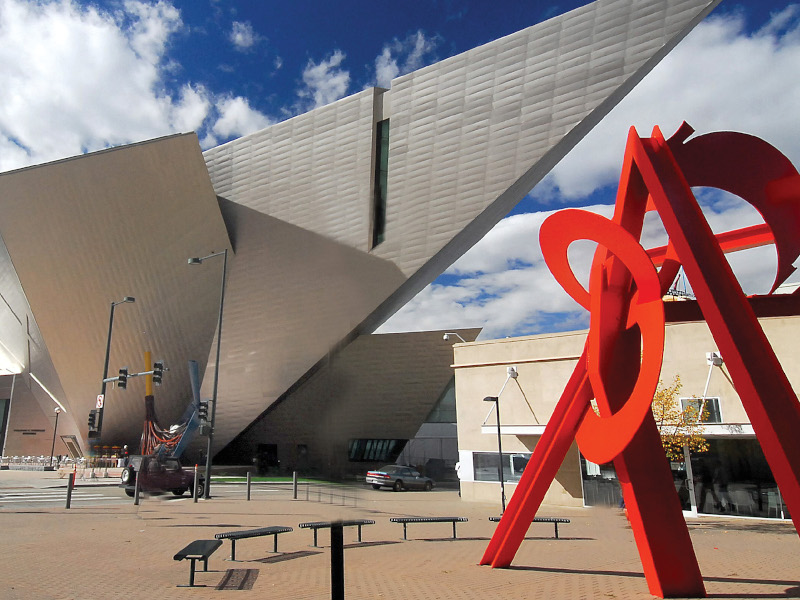 Denver Art Museum | Quelle: Visit Denver