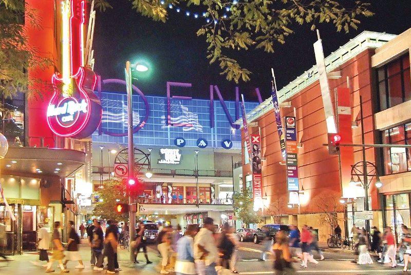 Denver Sehenswürdigkeiten: Shoppingparadies | Quelle: Visit Denver