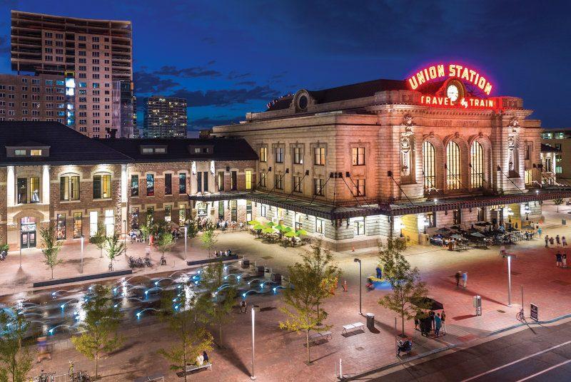 Denver Sehenswürdigkeiten: Union Station | Quelle: Visit Denver