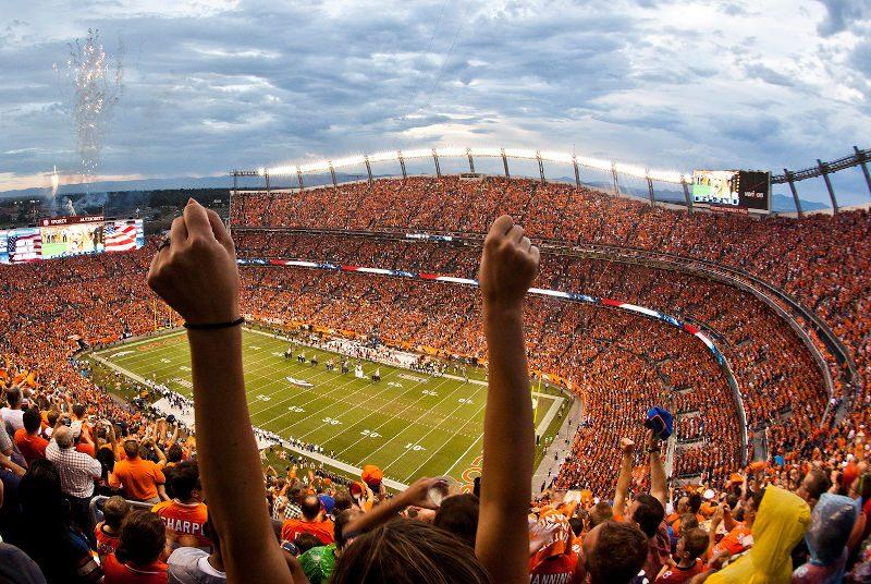 Denver Sehenswürdigkeiten: Football | Quelle: Visit Denver