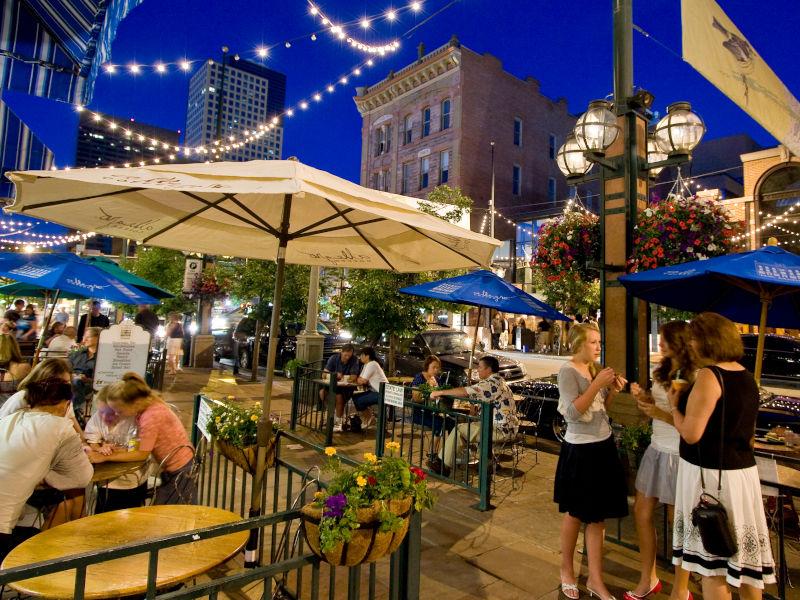 Larimer Square | Quelle: Visit Denver