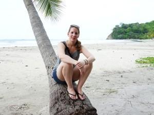 Reisespezialistin Alina