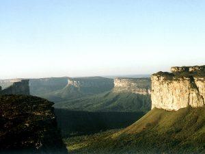 Tafelberge Chapada Diamantina Brasilien Natur