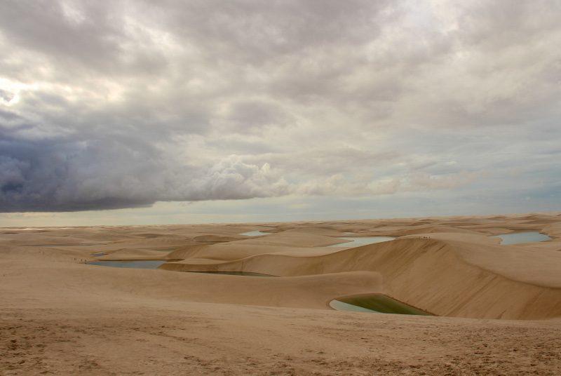 brasilien-Lencois-Maranhenses-naturlandschaft