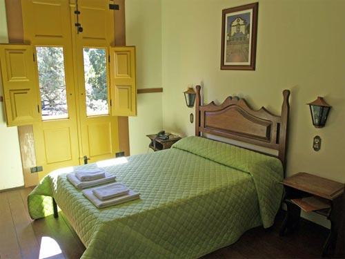 Gemütliches Zimmer in Ihrer Pousada