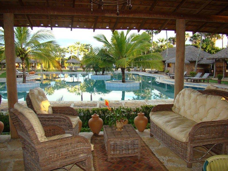 Hotellobby in Komforthotel Barreirinhas