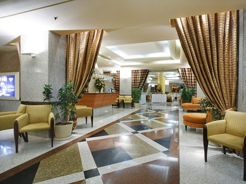 Rio Hotellobby