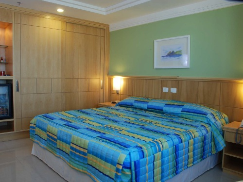 Ihr Zimmer im Komforthotel in Rio
