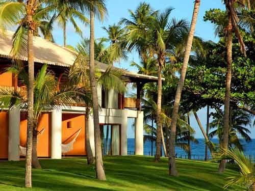 Gartenanlage Komforthotel Praia do Forte