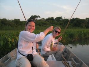 Brasilien Rundreise Kleingruppe Pantanal Angeln