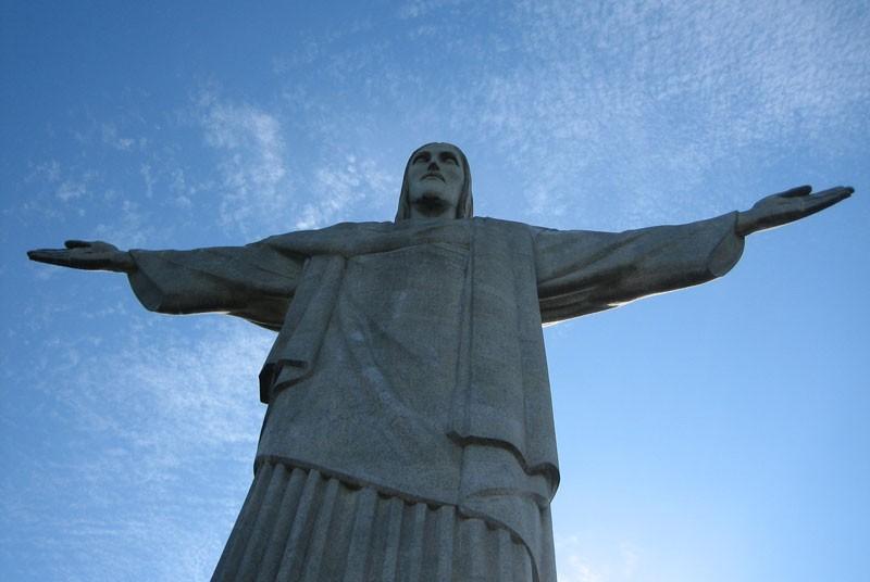 Brasilien Rundreise günstig Christusstatue Rio