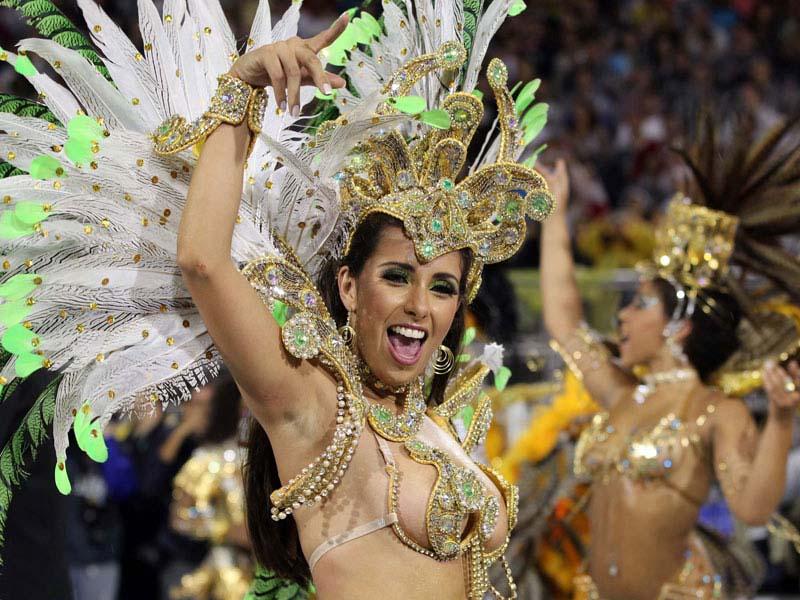 Brasilien Rundreisen Karneval erleben