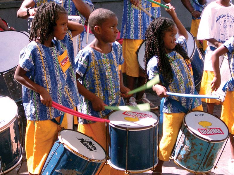 Brasilien Individualreisen Festival Salvador