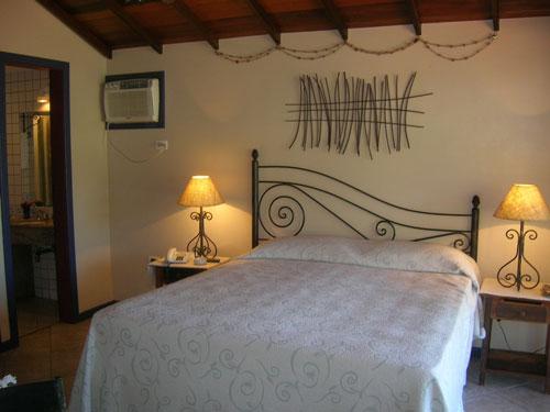 Brasilien Rundreise Hotelzimmer Búzios