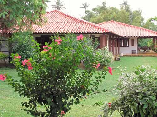 Hotel in Tinhare bei Brasilien Reisen