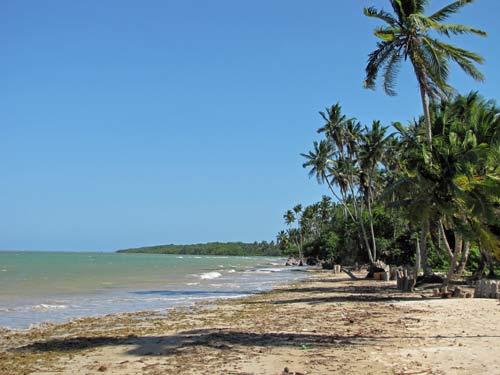 Strand in direkter Nähe zu Ihrem Hotel