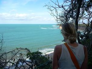 Nordosten Brasilien Baia dos Golfinhos Pipa