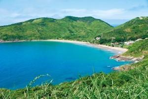 Praia Brava in Buzios