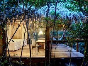 Luxusreise Brasilien Komfortlodge Amazonas