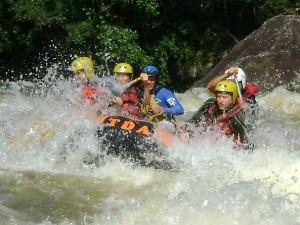 Rafting Tour in Santo Amaro de Imperatriz