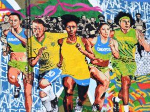 Brasilien ist sportbegeistert!