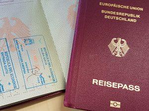 Ein Reisepass wird für die Einreise immer benötigt