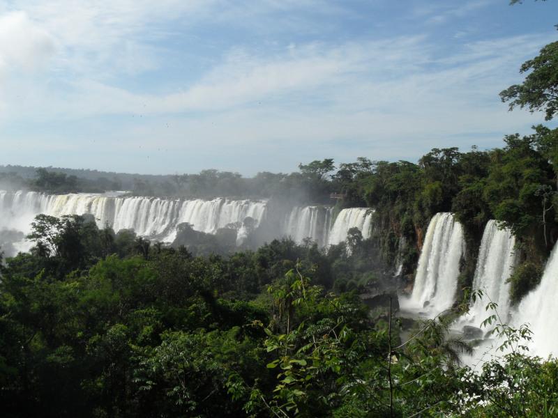 brasilien-iguazu-wasserfälle