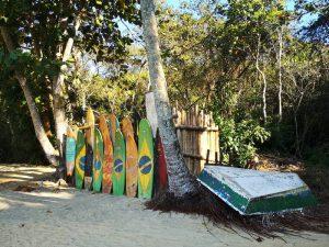 3 Wochen Brasilien Ilha Grande Surfen