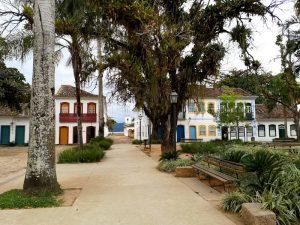 Stadtführung in Paraty bei Brasilien Rundreise
