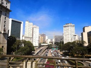 3 Wochen Brasilien Sao Paulo