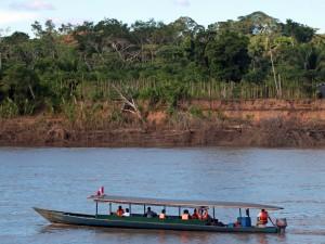Amazone - reis - Peru
