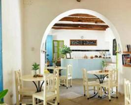 Cusco hotel receptie