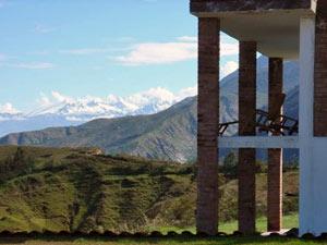 Huaraz trekking lodge - reis Peru