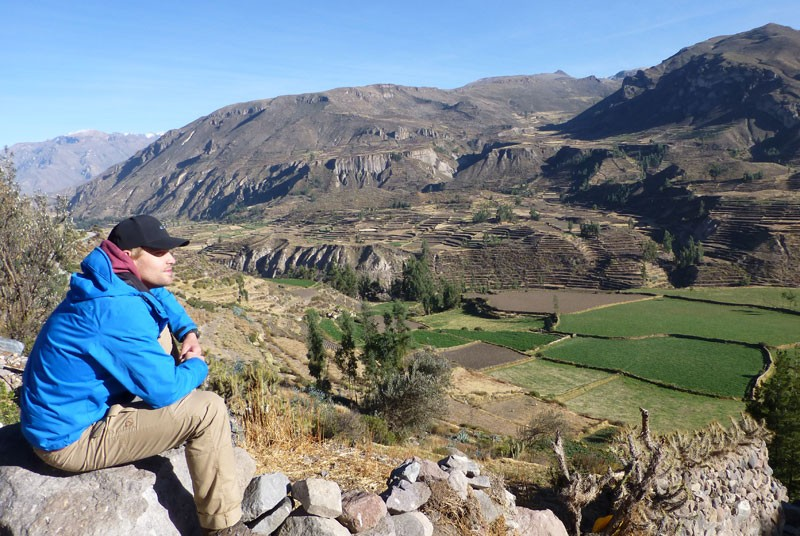 Peru-vakantie-colca-canyon