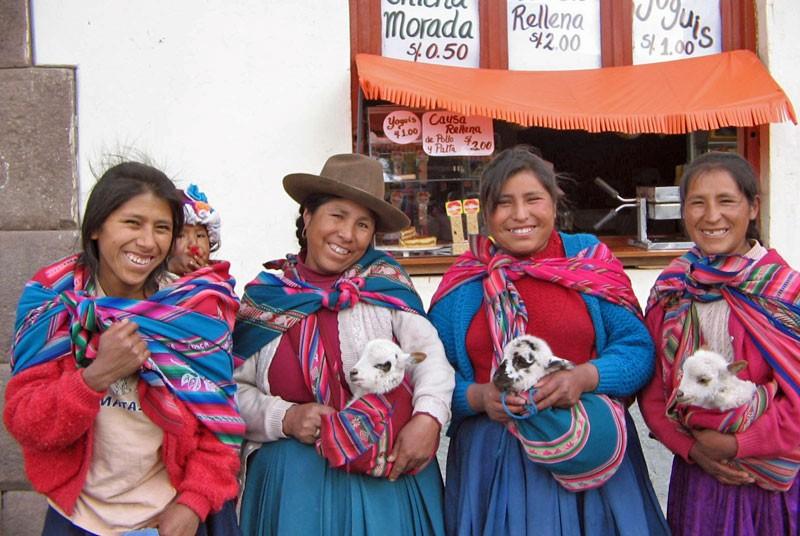 Peru-vakantie-locals