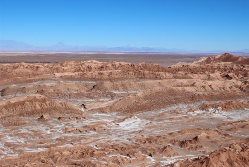 Rondreis Chili Peru Atacama woestijn