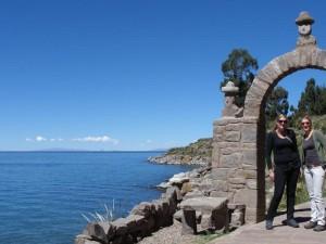 Titicaca eilandhoppen