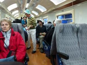 Vistadome-trein
