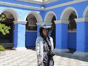 Santa Catalina klooster - Arequipa