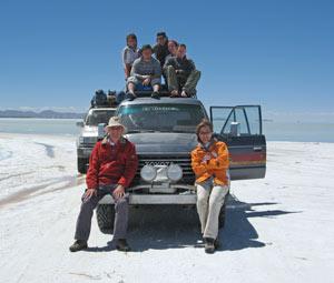 Salari in Bolivia