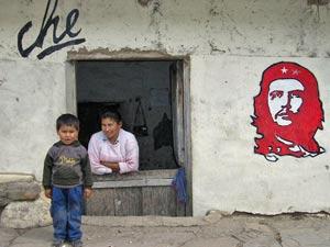 La Higuera - rondreis Bolivia