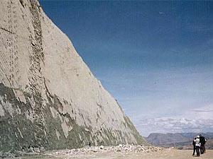 Dinosporen Sucre - Bolivia reizen