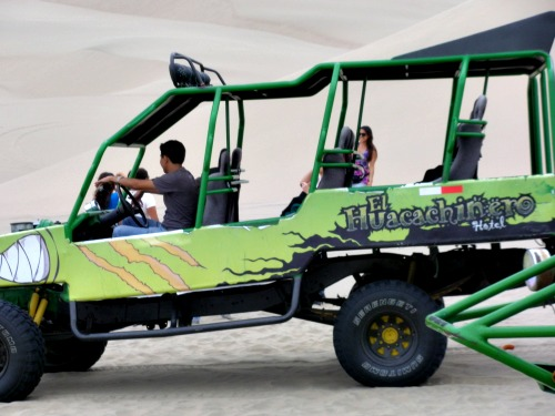 buggy toer Huacachina